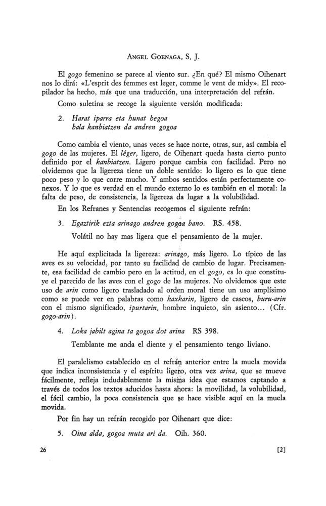 2f56ee6714ce0 Gogo en refranes antiguos - Centro de Documentación César Borgia