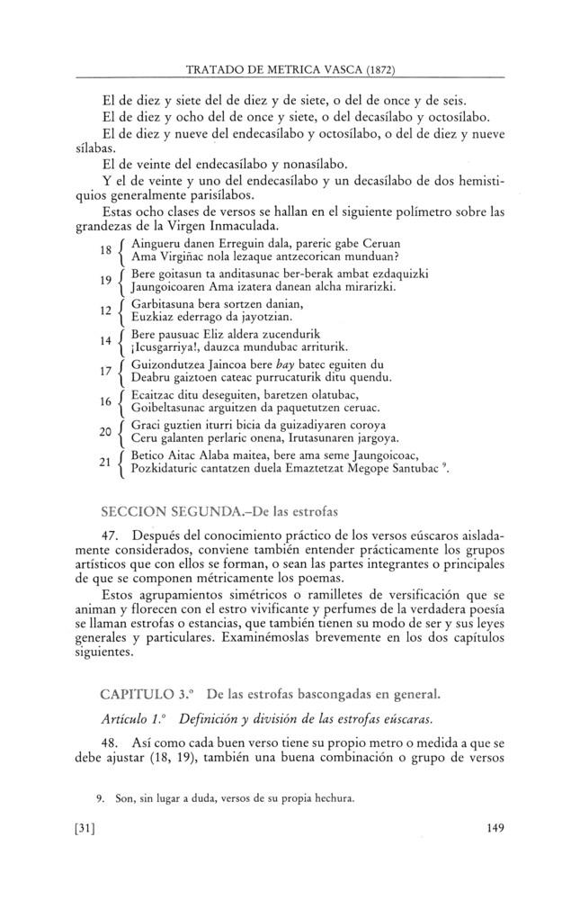 04a34c190fa14 Tratado de la métrica vasca (1872) - Centro de Documentación César ...